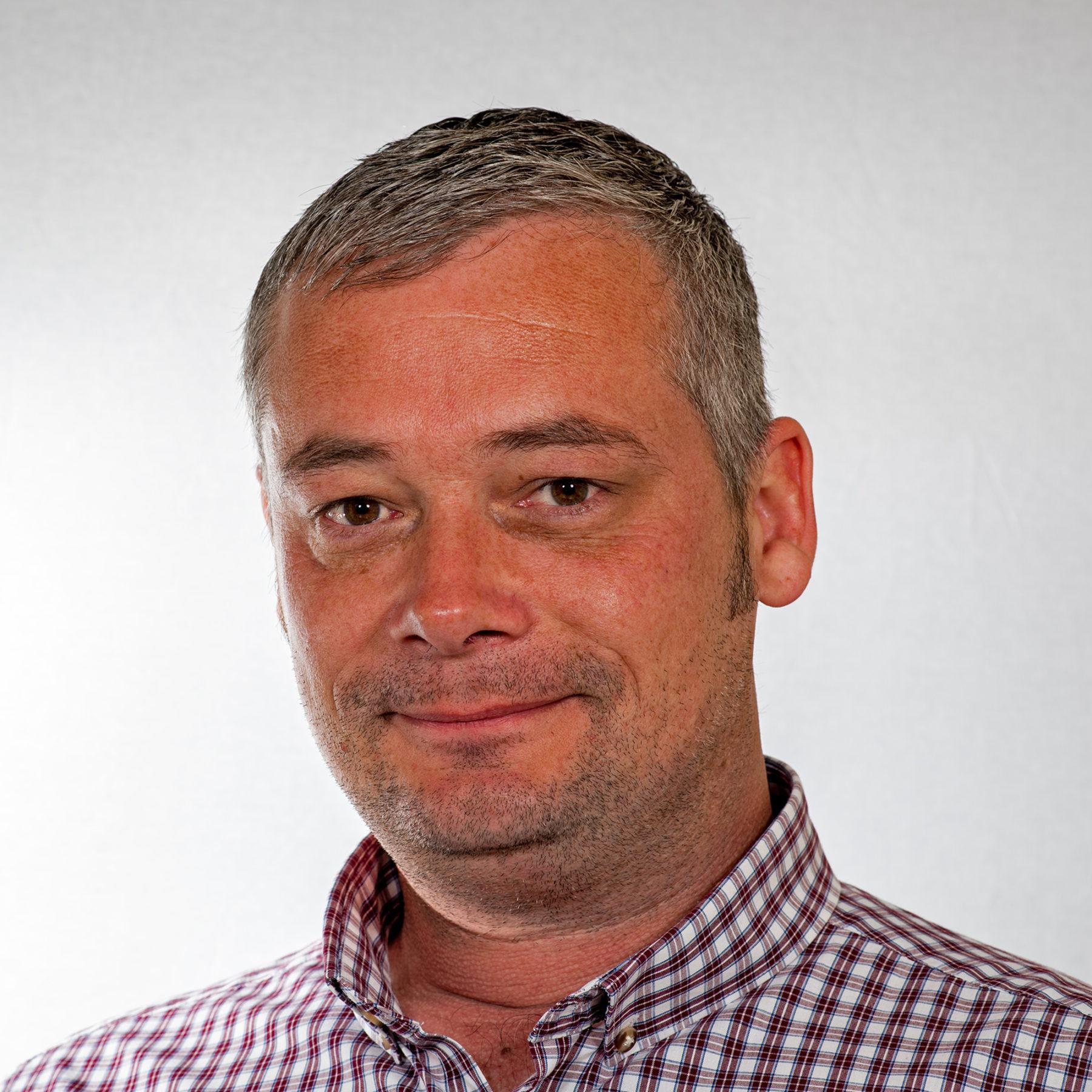 Alan Colgate, Commercial Manager, RJ Dance (Contractors) Limited