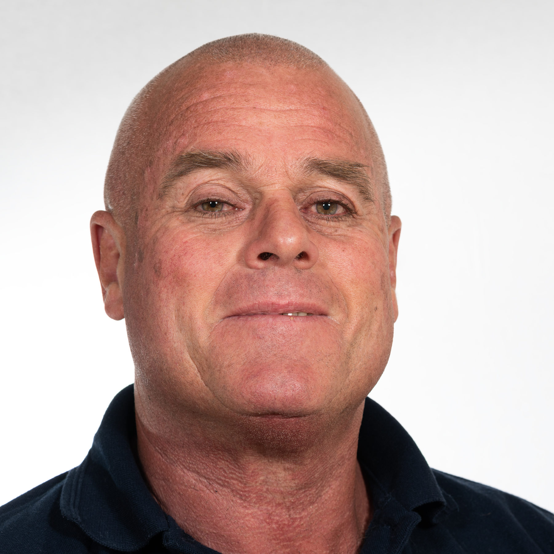 Bob Deveson, Works Supervisor, RJ Dance (Contractors) Limited