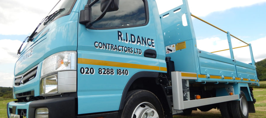 RJ Dance Civil Engineering Contractors